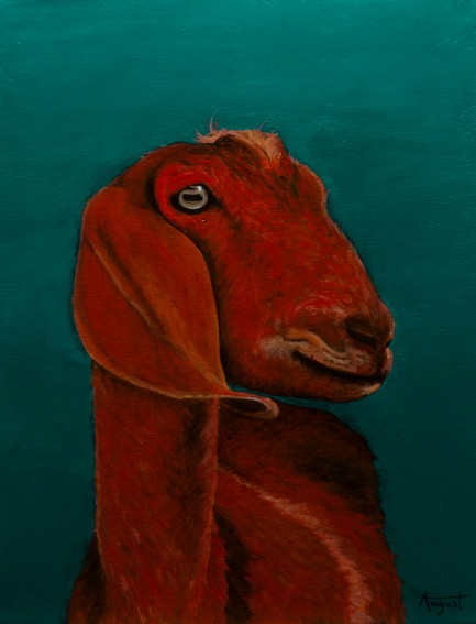 red_goat