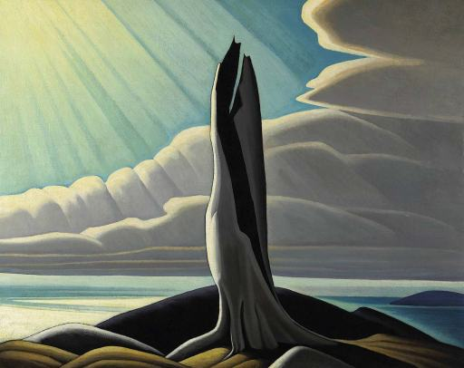 lawren-harris_North_Shore_Lake_Superior